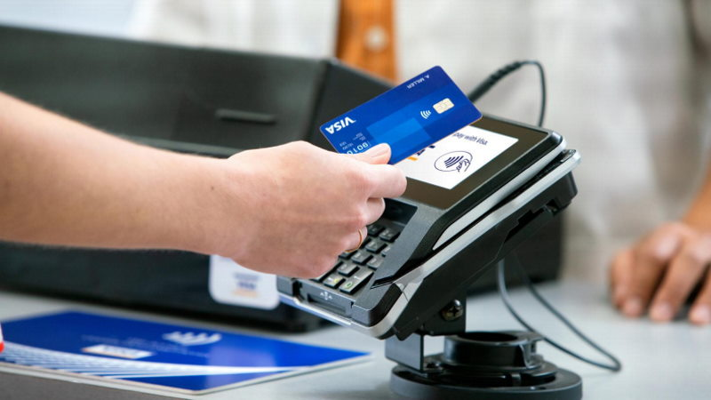 Visa Contactless and Card Present PSD2